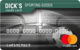 Dick's Sporting Goods MasterCard