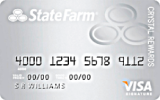 State Farm Crystal Rewards® Visa Signature®