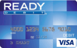 READYdebit® Visa Select Ocean Prepaid Card
