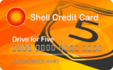: Shell Drive for Five® Card