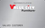 Value City karty kredytowej
