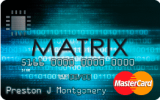 Matrix MasterCard® Credit Card