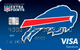 Buffalo Bills Extra Points Credit Card