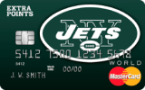 New York Jets Extra Points Credit Card