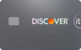 Discover it® Secured Credit Card – No Annual Fee*