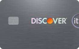 Discover it® Secured Card – No Annual Fee