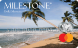 Milestone® MasterCard® - Unsecured For Less Than Perfect Credit