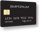 Emporium Black Card