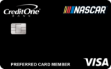 Credit One Bank®: NASCAR® Credit Card from Credit One Bank®