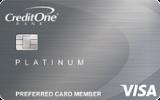 Credit One Bank® - Credit One Bank® Platinum Visa®