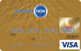 MetaBank® - AccountNow® Gold Visa® Prepaid Card