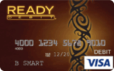 MetaBank® - READYdebit® Visa Latte Control Prepaid Card