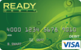 MetaBank® - READYdebit® Visa Mint Control Prepaid Card