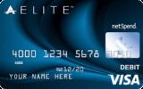 Ace Cash Express - Blue ACE Elite™ Visa® Prepaid Debit Card