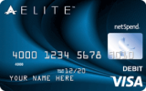 Blue ACE Elite™ Visa® Prepaid Debit Card