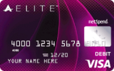 Ace Cash Express - Purple ACE Elite™ Visa® Prepaid Debit Card