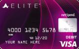 Ace Cash Express - Purple ACE Elite™ Visa® Prepaid Debit Card