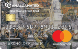 Amalgamated Bank of Chicago Union Strong Mastercard® Credit Card