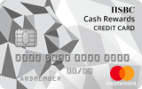 HSBC Bank: HSBC Cash Rewards Mastercard® credit card