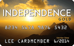 Independence Gold Card