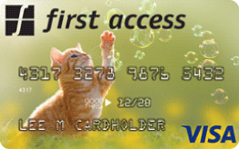 First Access The Purrrfect Visa® Credit Card