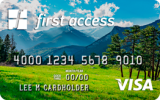 The Bank of Missouri: First Access Sunny Days Visa® Credit Card