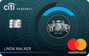 Compare Cards: Citi Rewards+℠ Card and others
